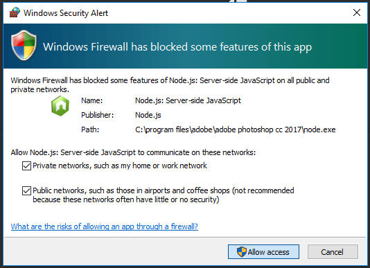 craft-sync-windows-security-alert.png
