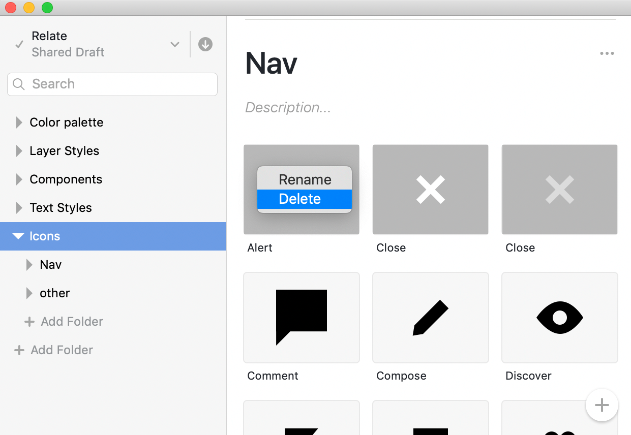 Creating And Using Your Dsm Library Invision Support Remote Starter Icon Delete Item