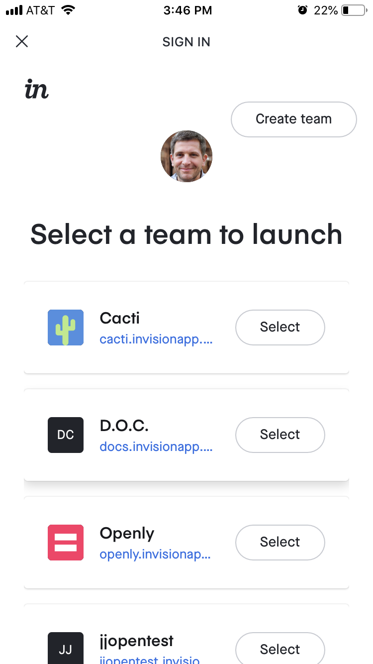invision-ios-app-select-team-screen.PNG