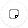 This image is the sticky note icon used in the Freehand toolbar.